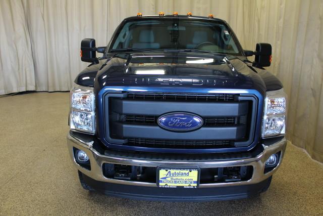 2015 Ford Super Duty F-350 SRW Pickup XL Roscoe, Illinois 9
