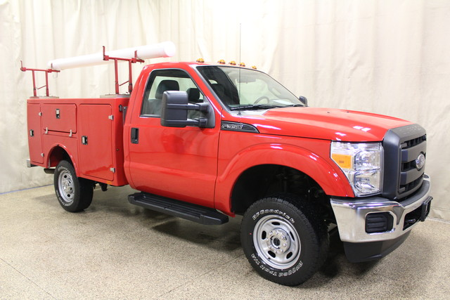2015 Ford Super Duty F-350 SRW Pickup XL Roscoe, Illinois 0