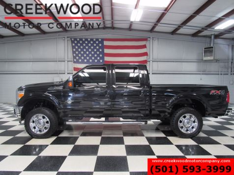 2015 Ford Super Duty F-350 SRW F-250 Lariat 4x4 Diesel FX4 Lifted 20s Nav Roof in Searcy, AR