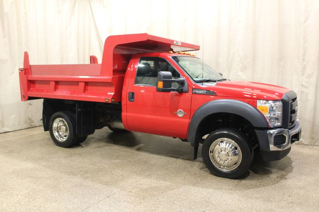 2015 Ford Super Duty F-550 DRW Chassis Cab XL Roscoe, Illinois 0
