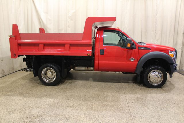 2015 Ford Super Duty F-550 DRW Chassis Cab XL Roscoe, Illinois 1