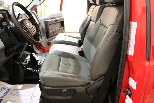 2015 Ford Super Duty F-550 DRW Chassis Cab XL Roscoe, Illinois 16