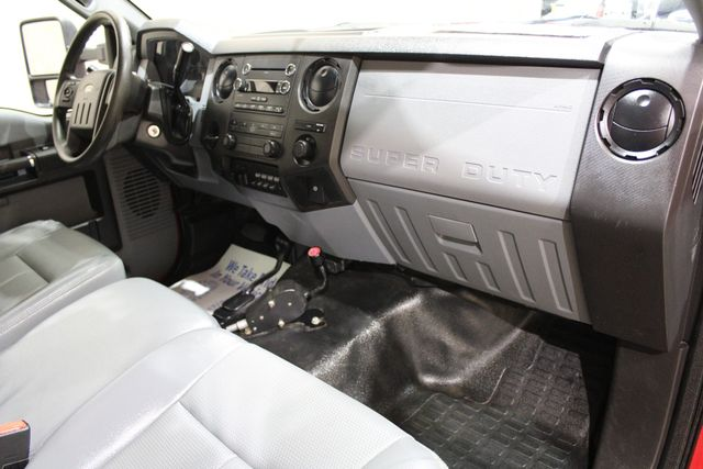 2015 Ford Super Duty F-550 DRW Chassis Cab XL Roscoe, Illinois 14