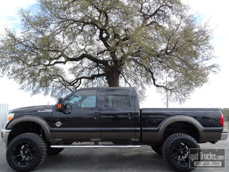 2015 Ford Super Duty F250 Crew Cab Lariat 6.7L Power Stroke Diesel 4X4 in San Antonio Texas