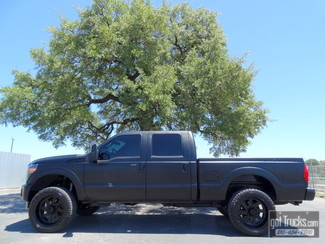 2015 Ford Super Duty F250 Crew Cab Platinum 6.7L Power Stroke Diesel 4X4 in San Antonio Texas