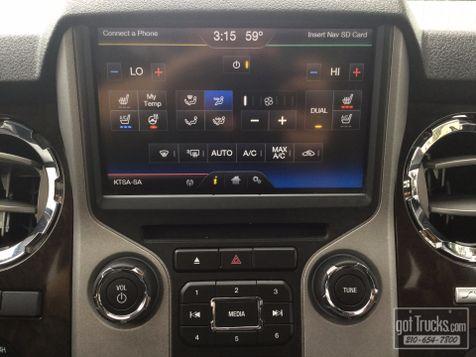 2015 Ford Super Duty F250 Crew Cab Platinum 6.2L V8 4X4 | American Auto Brokers San Antonio, TX in San Antonio, Texas
