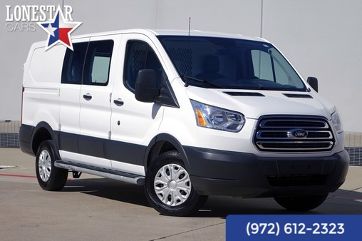 2015 Ford T250 Vans