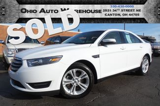 2015 Ford Taurus SEL V6 Leather 1-Owner Clean Carfax We Finance | Canton, Ohio | Ohio Auto Warehouse LLC in  Ohio