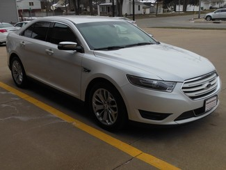 2015 Ford Taurus Limited Clinton, Iowa 1