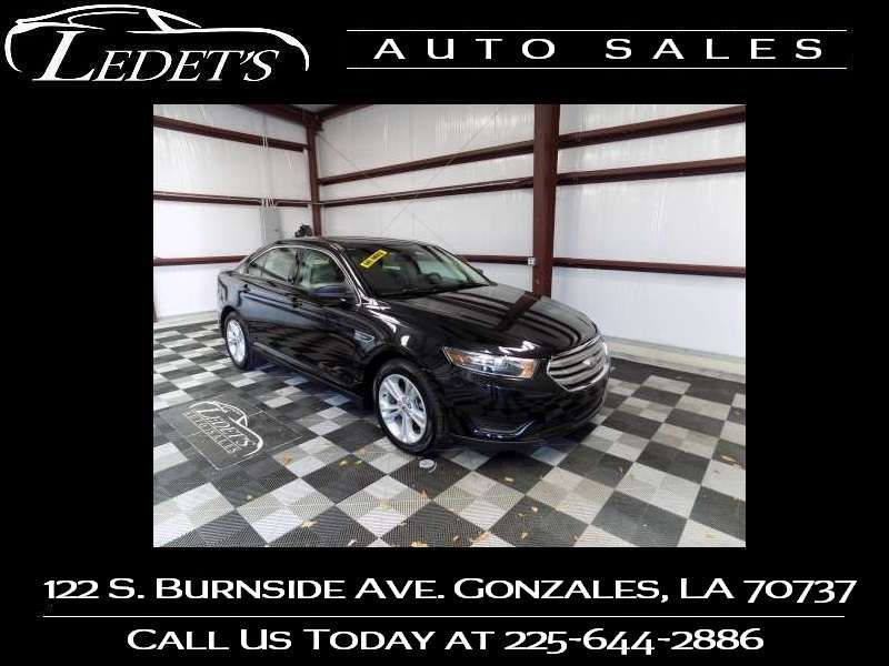 2015 Ford Taurus SE - Ledet's Auto Sales Gonzales_state_zip in Gonzales Louisiana