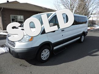 2015 Ford Transit 350 Wagon XLT 12 Passenger Bend, Oregon