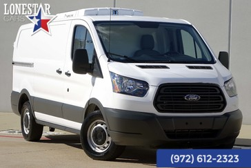 2015 Ford Transit Cargo Van Refrigerated Thermo King   V-520 RT in Plano