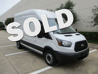 2015 Ford Transit Cargo Van High Top Extended Length Plano, Texas