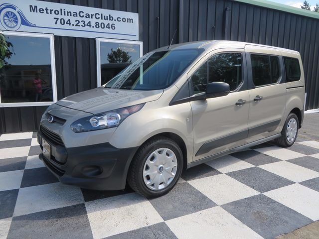 2015 Ford Transit Connect Wagon XL Charlotte-Matthews, North Carolina 1