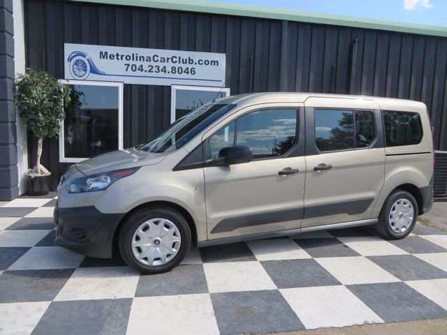 2015 Ford Transit Connect Wagon XL Charlotte-Matthews, North Carolina 2