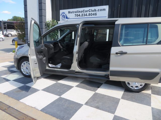 2015 Ford Transit Connect Wagon XL Charlotte-Matthews, North Carolina 25