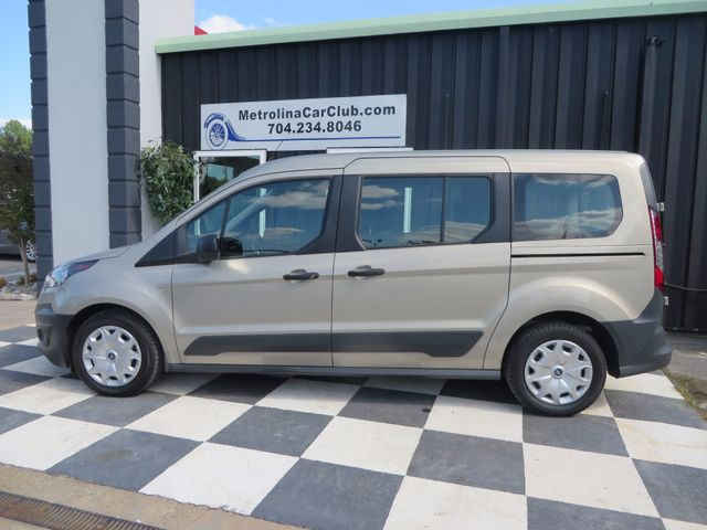 2015 Ford Transit Connect Wagon XL Charlotte-Matthews, North Carolina 3