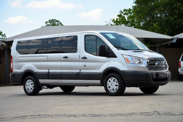 2015 Ford Transit 350 Wagon Low Roof XLT 60/40 Pass. 148-in. WB San Antonio , Texas 0