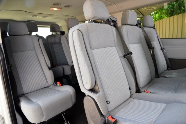 2015 Ford Transit 350 Wagon Low Roof XLT 60/40 Pass. 148-in. WB San Antonio , Texas 17