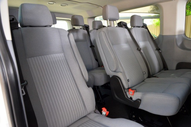 2015 Ford Transit 350 Wagon Low Roof XLT 60/40 Pass. 148-in. WB San Antonio , Texas 18