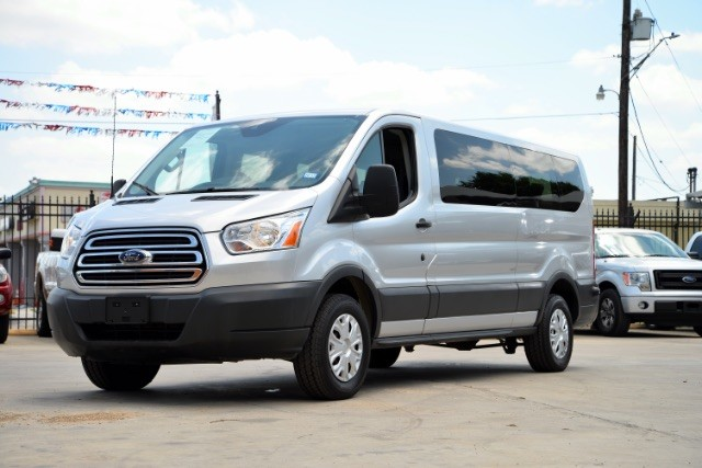 2015 Ford Transit 350 Wagon Low Roof XLT 60/40 Pass. 148-in. WB San Antonio , Texas 2