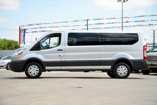 2015 Ford Transit 350 Wagon Low Roof XLT 60/40 Pass. 148-in. WB San Antonio , Texas 3