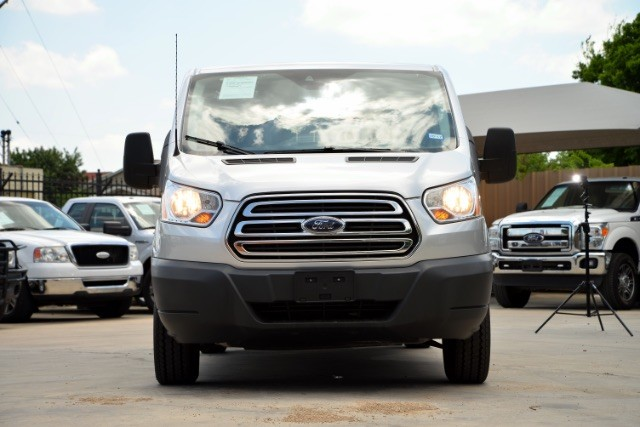 2015 Ford Transit 350 Wagon Low Roof XLT 60/40 Pass. 148-in. WB San Antonio , Texas 4
