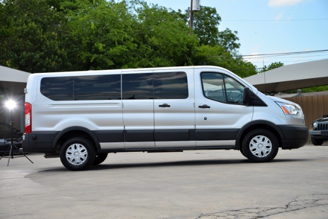 2015 Ford Transit 350 Wagon Low Roof XLT 60/40 Pass. 148-in. WB San Antonio , Texas 5