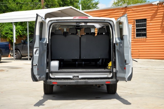 2015 Ford Transit 350 Wagon Low Roof XLT 60/40 Pass. 148-in. WB San Antonio , Texas 8