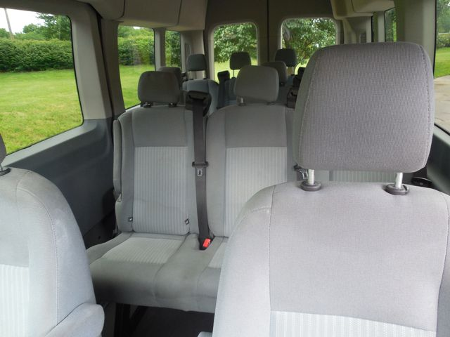 2015 Ford Transit Wagon XLT Leesburg, Virginia 9