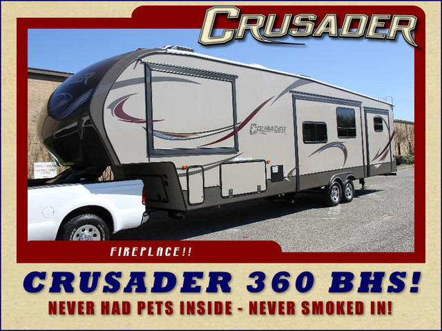 2015 Forest River Prime Time Crusader 360 BHS Mooresville , NC 0