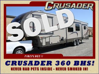 2015 Forest River Prime Time Crusader 360 BHS Mooresville , NC