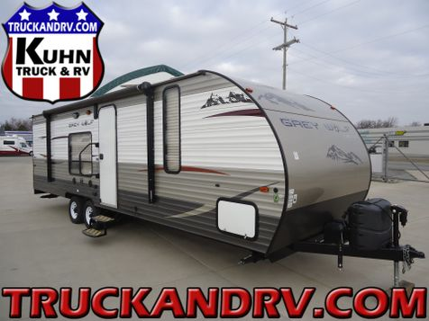 2015 Forest River Grey Wolf 26RR in Sherwood