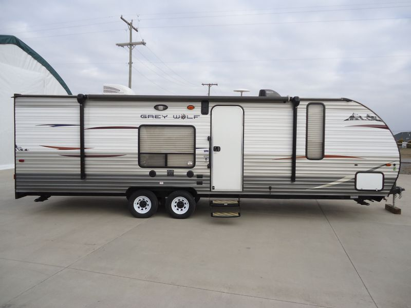2015 Forest River Grey Wolf 26RR  in Sherwood, Ohio