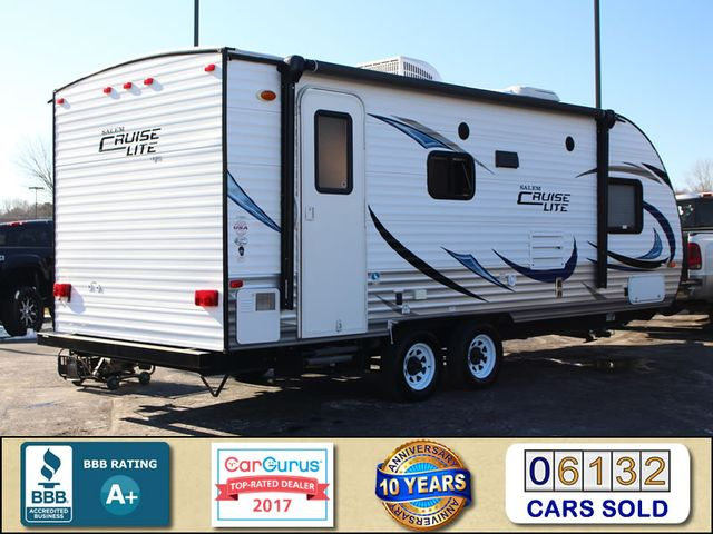 2015 Forest River Salem Cruise Lite T231RBXL Mooresville , NC 2