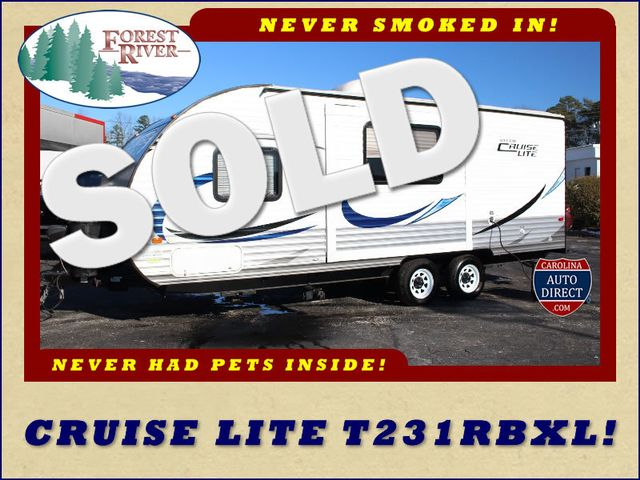 2015 Forest River Salem Cruise Lite T231RBXL Mooresville , NC 0