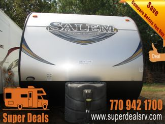 2015 Forest River Salem 30QBSS   Temple, GA   Super Deals RV-[ 2 ]