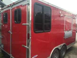 2015 Freedom Food Trailer 20 X 8.5 in New Braunfels