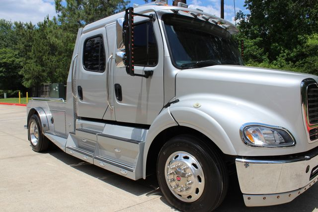2015 Freightliner M2 112 SPORTCHASSIS RHA CONROE, TX 1
