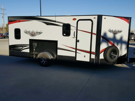 2015 Glacier Rage'n R216 Ice House With Dinette in , ND