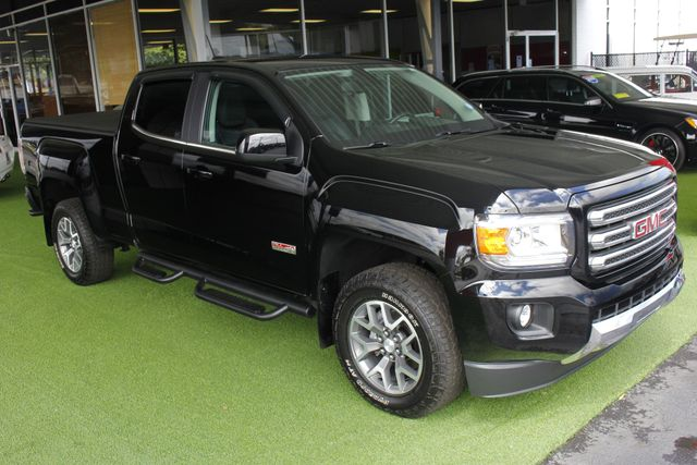 2015 GMC Canyon 4WD SLE Crew Cab Long Box 4x4 Z71 - ALL TERRAIN! Mooresville , NC 23