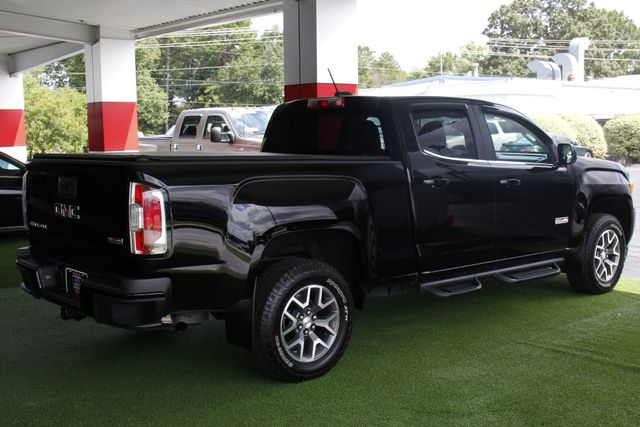 2015 GMC Canyon 4WD SLE Crew Cab Long Box 4x4 Z71 - ALL TERRAIN! Mooresville , NC 25