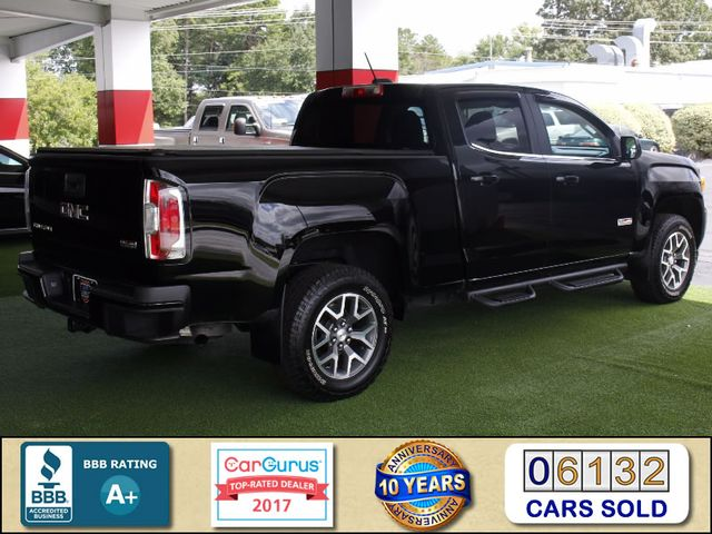 2015 GMC Canyon 4WD SLE Crew Cab Long Box 4x4 Z71 - ALL TERRAIN! Mooresville , NC 3