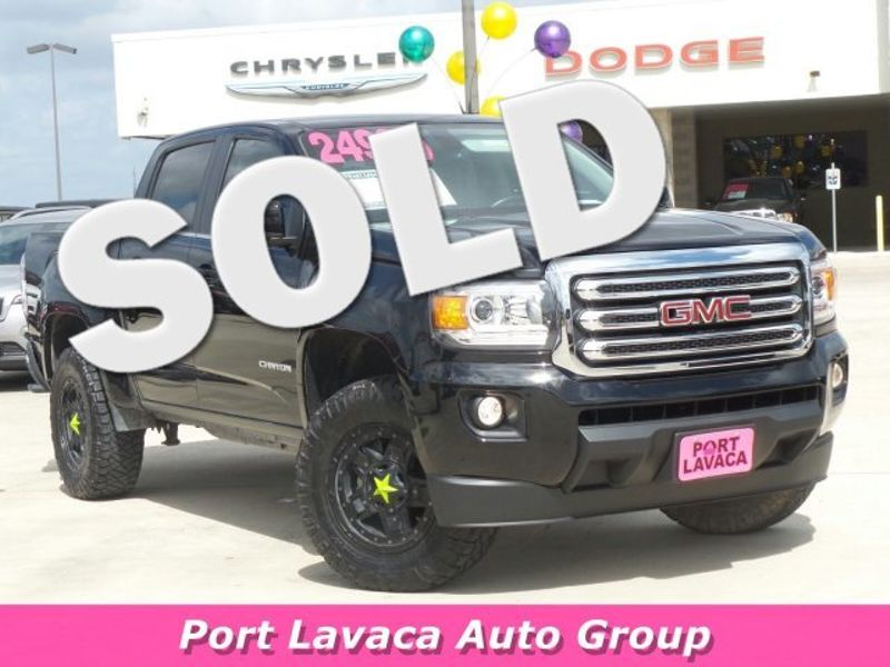 2015 GMC Canyon 2WD SLE   Texas  Victoria Certified  in , Texas
