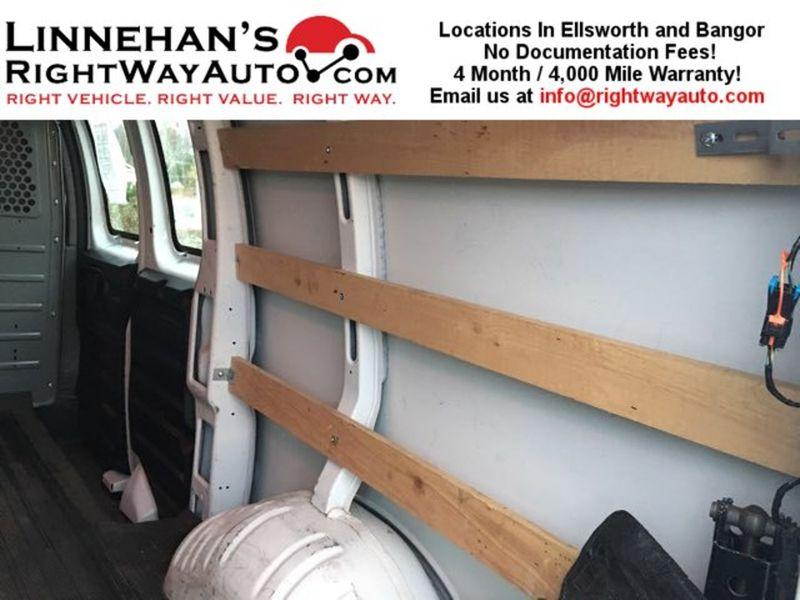 2015 GMC Savana Cargo Van   in Bangor, ME