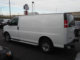 2015 GMC Savana Cargo Van East Haven, CT 2