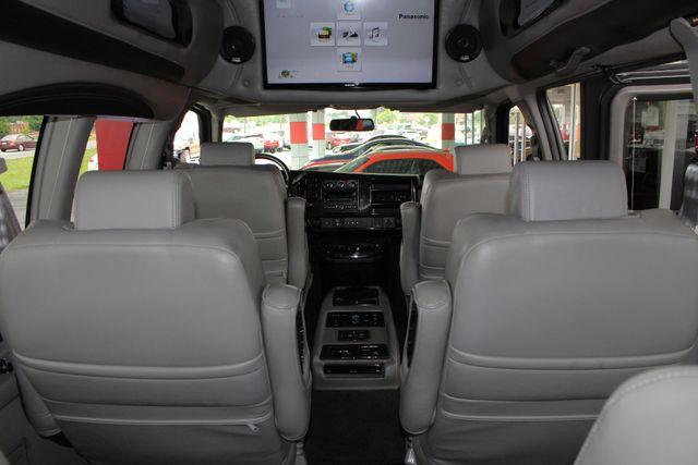 2015 GMC Savana 2500 EXT Van Upfitter EXPLORER LIMITED SE HIGH TOP CONVERSION Mooresville , NC 13
