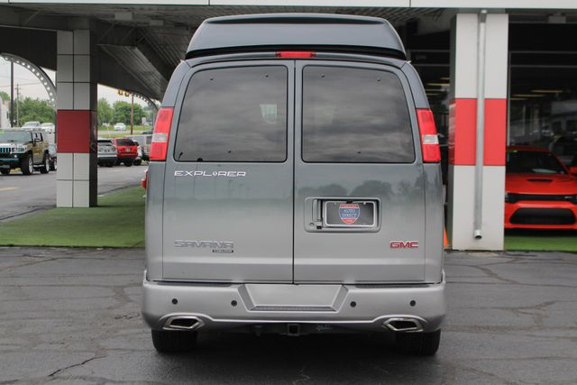 2015 GMC Savana 2500 EXT Van Upfitter EXPLORER LIMITED SE HIGH TOP CONVERSION Mooresville , NC 21