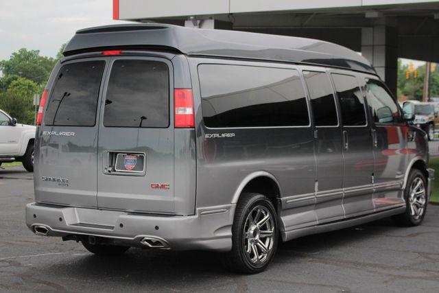 2015 GMC Savana 2500 EXT Van Upfitter EXPLORER LIMITED SE HIGH TOP CONVERSION Mooresville , NC 27