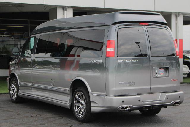 2015 GMC Savana 2500 EXT Van Upfitter EXPLORER LIMITED SE HIGH TOP CONVERSION Mooresville , NC 28